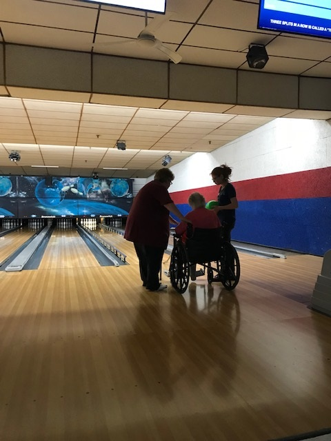 Bowling Outing – June 2019